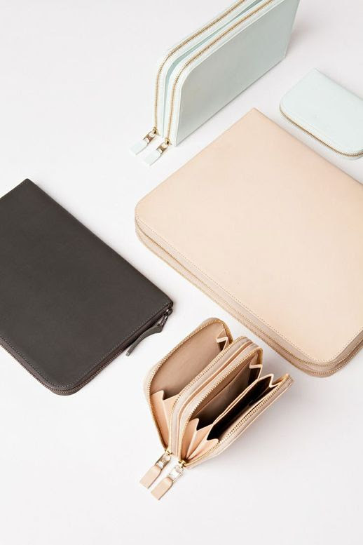 Le Fashion Blog 5 Things PB 0110 Accessories Clean Classic Pastel Leather Bags Wallets Zip Clutches by Christian Metzner March 2014 2 photo Le-Fashion-Blog-5-Things-PB-0110-Accessories-March-2014-2.jpg