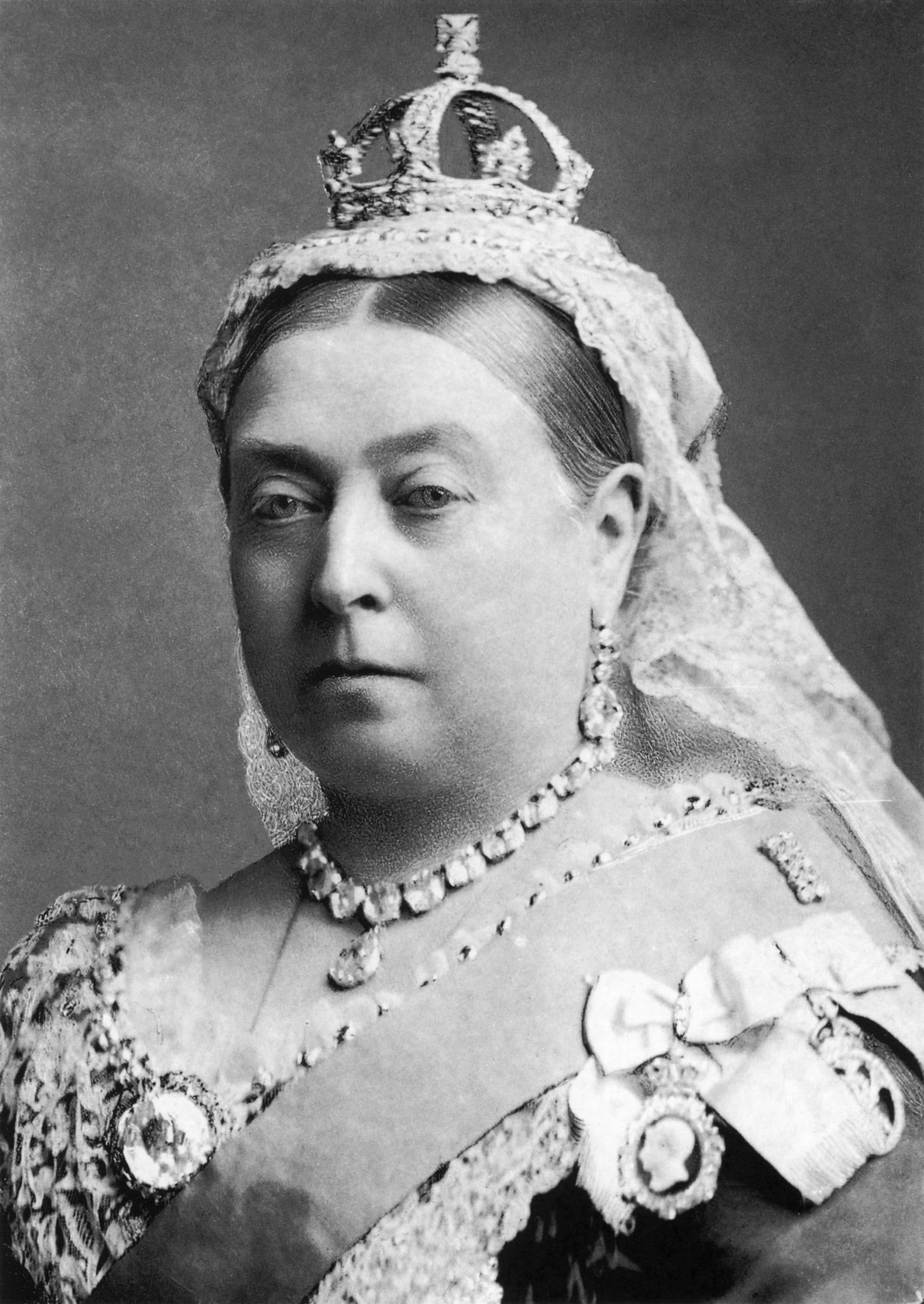 Bassano: Queen Victoria