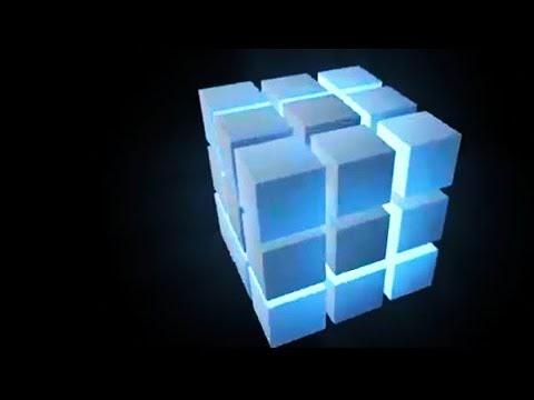 Rubik's Cube Intro