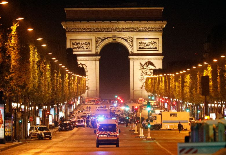 Image result for French police officer Xavier Jugele