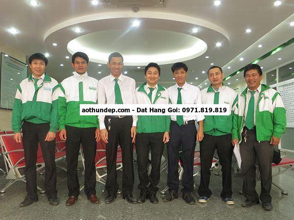 Đồng phục Taxi hiện đã được các doanh nghiệp vận tải đặc biệt quan tâm cả hình  phục Taxi Vinasun có nhiều điể,m tương đồng vớ