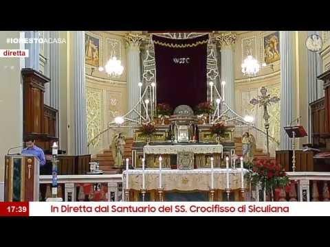 """Unità Pastorale - Solenne Celebrazione Eucaristica con la tradizionale """"Calata di lu velu"""""""