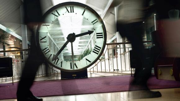 La nuit tombera également plus tôt avec ce changement d\'heure, il faudra donc être prudent. (Photo d\'illustration)