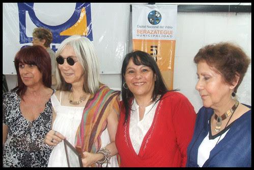 Maria Kodama en Librarte 2008