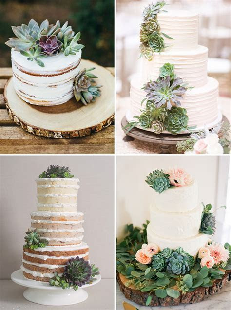 Succulent Wedding Ideas   OneFabDay.com