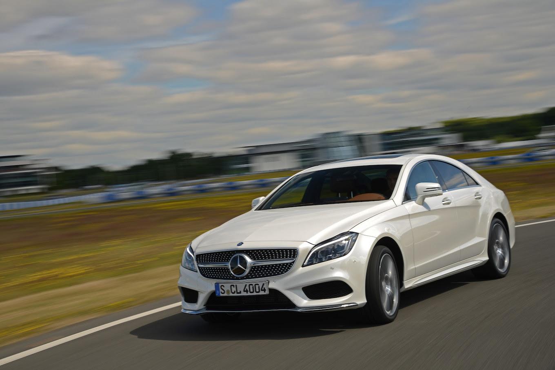 Refreshing or Revolting: 2015 Mercedes-Benz CLS - Motor ...