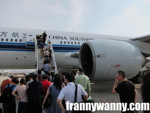 china southern airline 3