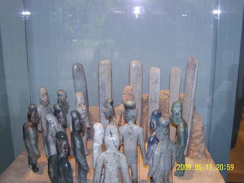 Cranes musee d anthropologie de mexico
