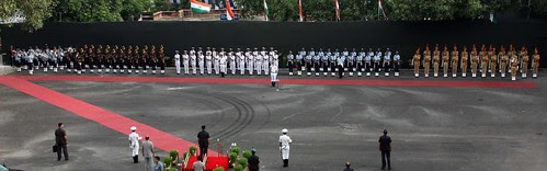 INDEPENDENCE DAY REHEARSAL by Chindits