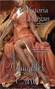 The Daughter of an Earl - Victoria Morgan