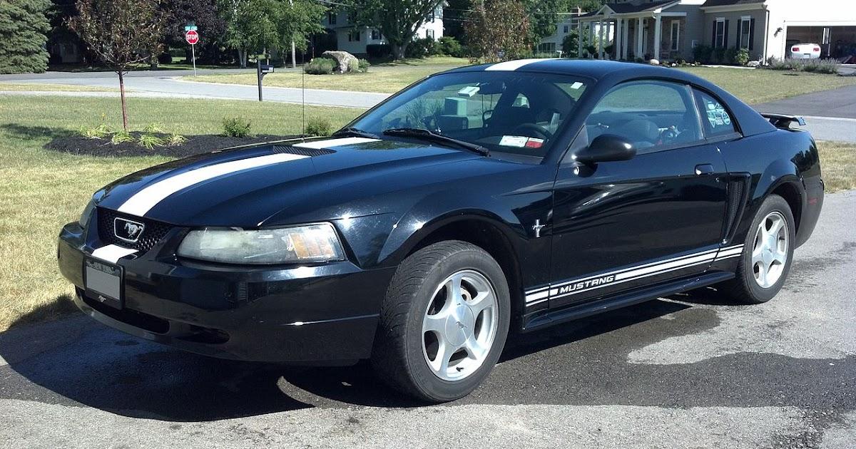 1999 Mustang Manual
