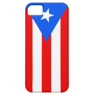 Puerto Rican Phone Case iPhone 5 Cover