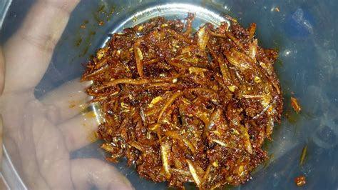 ct cheery diary  manja resepi sambal ikan bilis