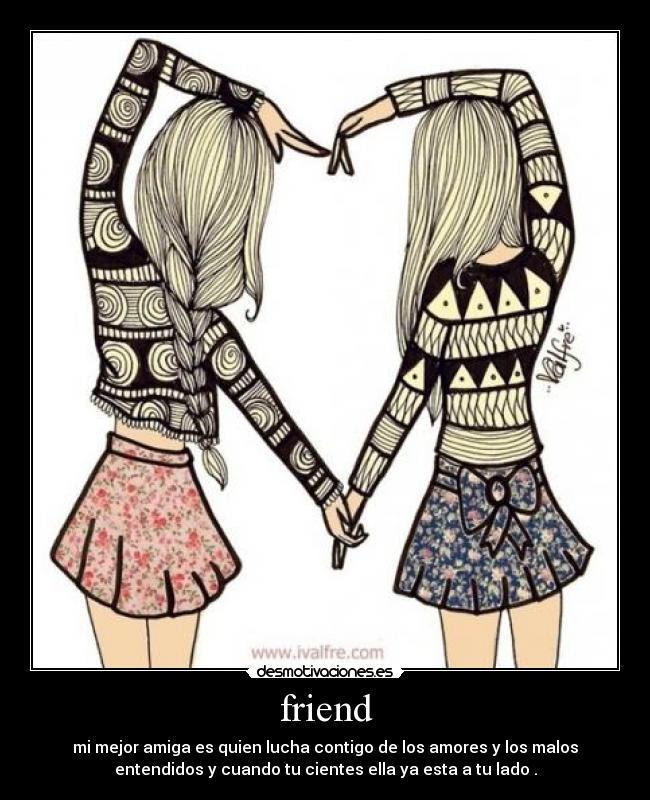 Friend Desmotivaciones