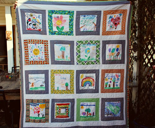 kyle's quilt front