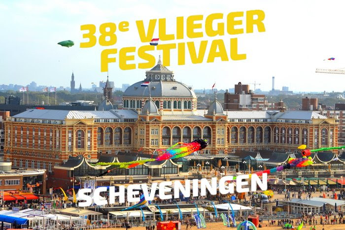 Vliegerfestival Scheveningen 2016