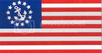 US Yacht Ensign