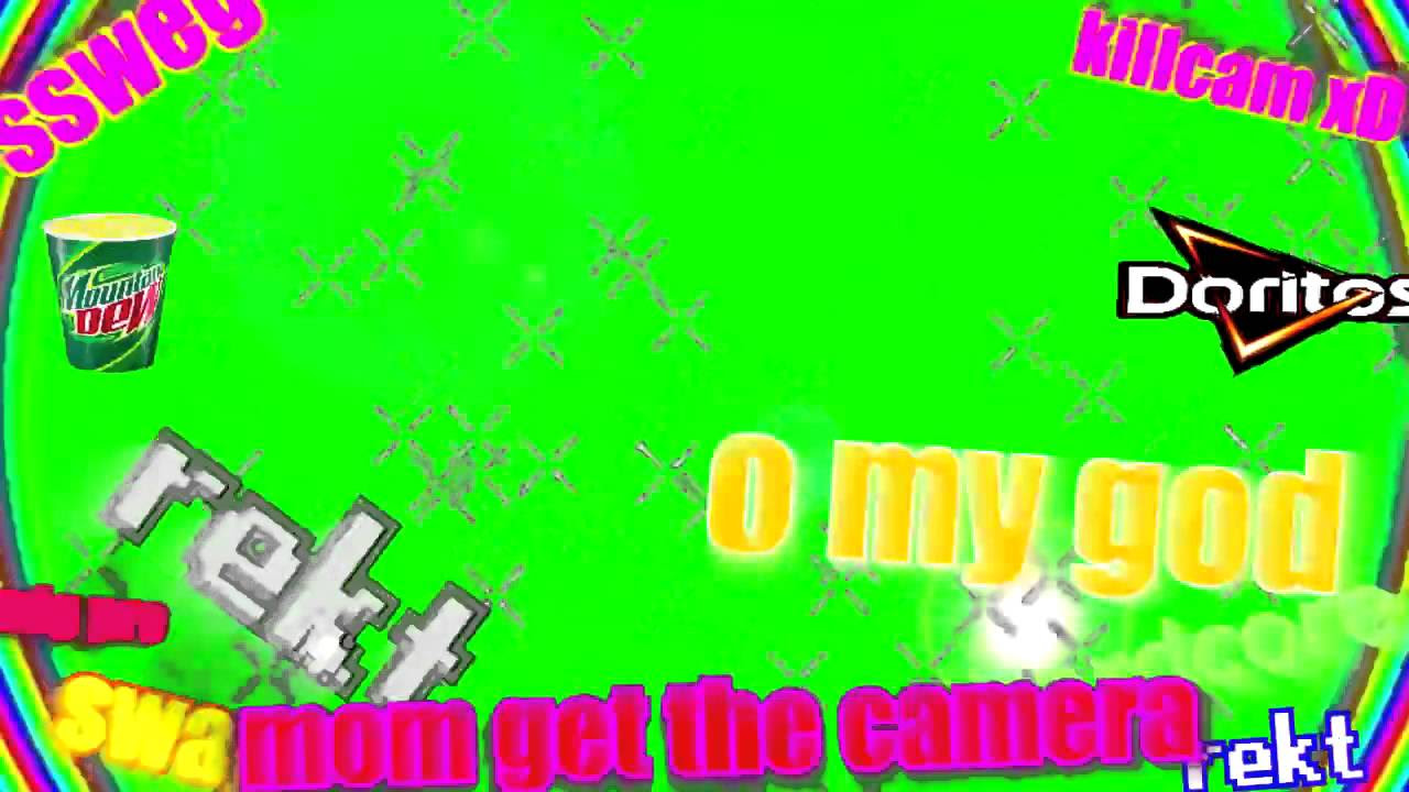 Mlg Green Screen Background Best Soft For Montage Mlg
