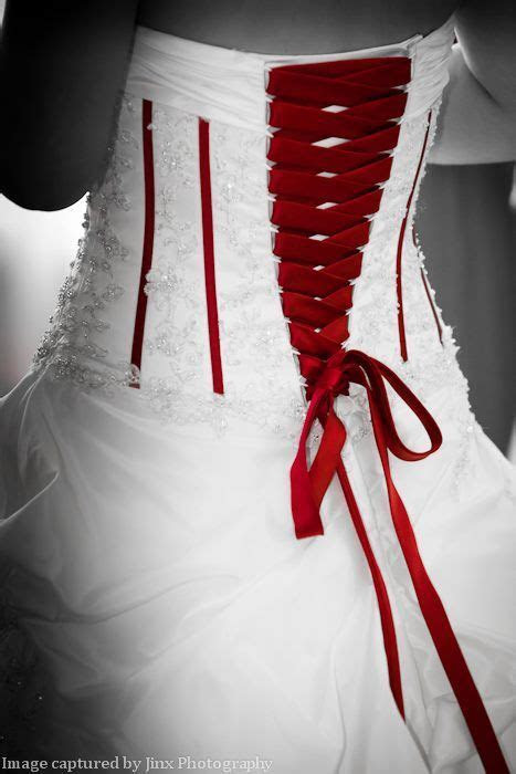 Thin line, Corsets and Red lace on Pinterest