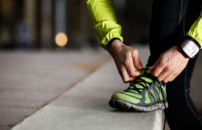 According to Guardian, it is important to change your pair of running shoes every 300-500 miles. High wear and tear of shoes can slow down your pace as well as pose an injury risk.