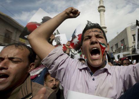 Jordan: Unity Through Terror