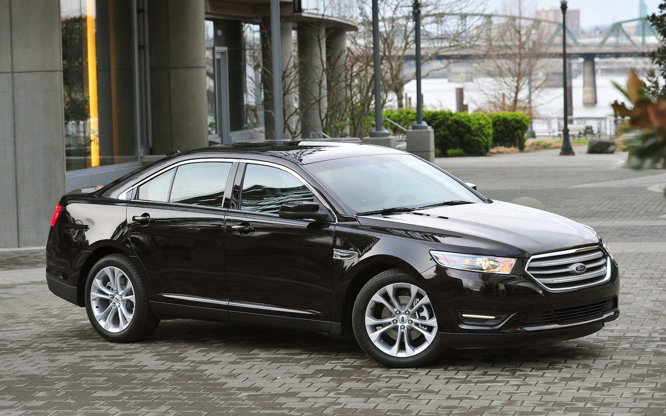 2013 Ford Taurus First Drive - Motor Trend