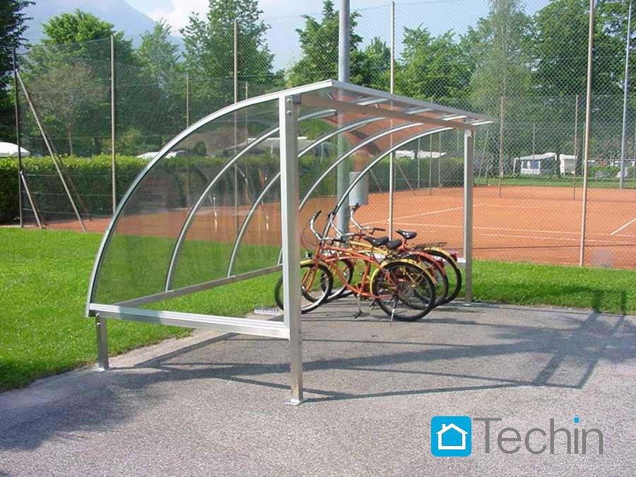 Pensilina biciclette prezzi