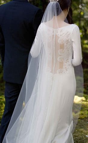 Bella's Bridal Gown By Alfred Angelo