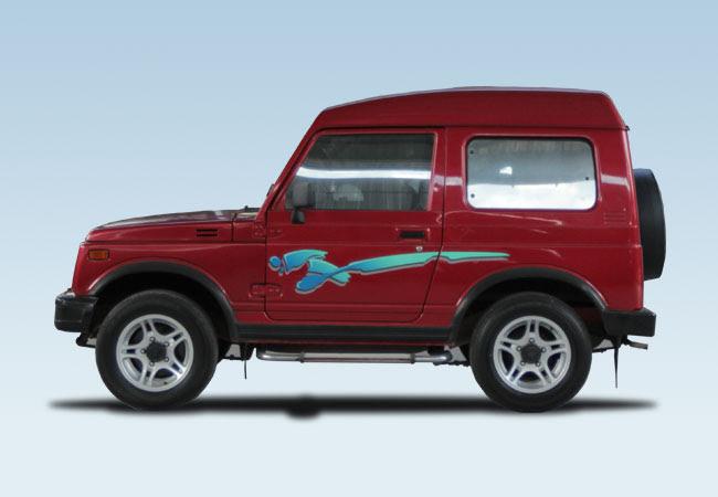 Suzuki Jimny Katana Bali Rent Cars