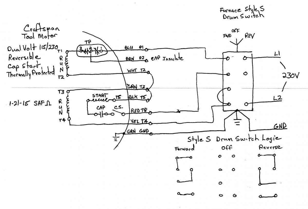 Diagram Airpressor 230v Wiring Diagram Full Version Hd Quality Wiring Diagram Vidiagram Efran It