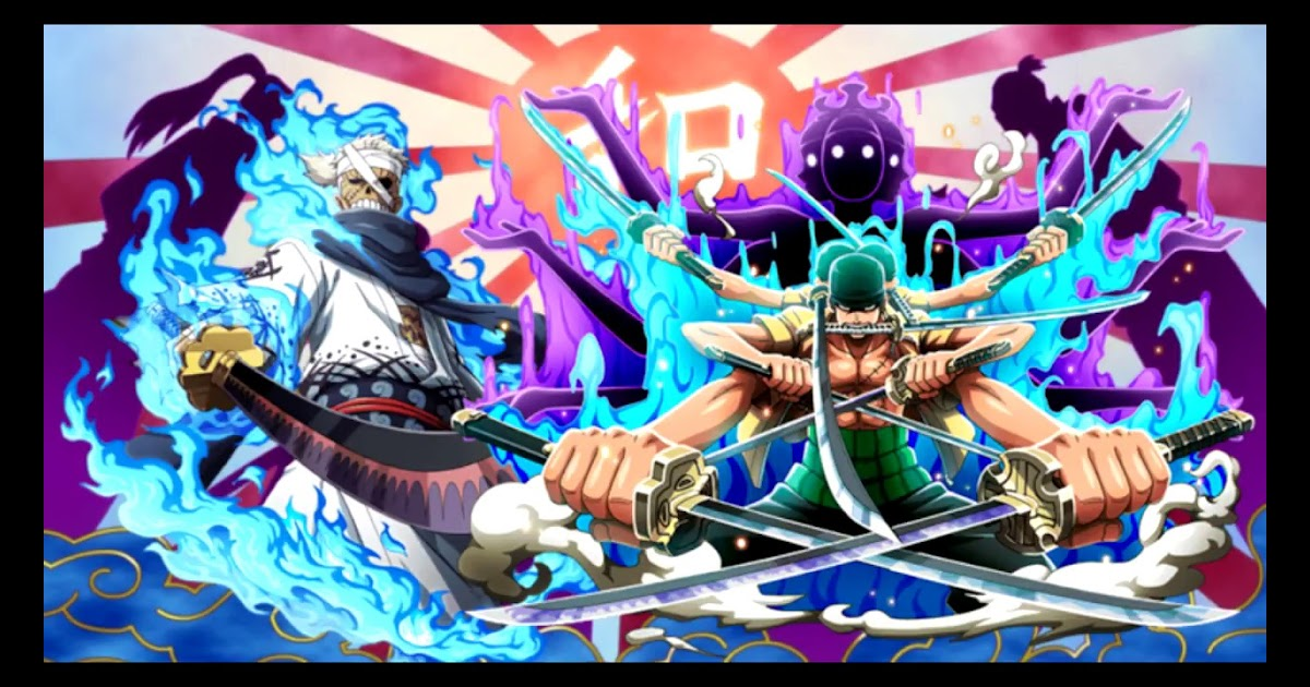 Images Of One Piece Wano Arc Anime Release Date