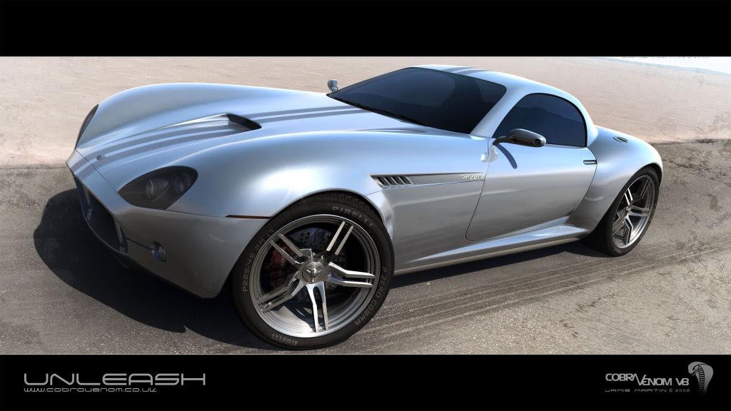 New Cobra Venom Concept Video Hits The Web Autoevolution