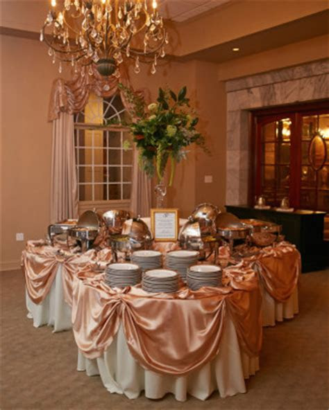 Wedding at the Tate House Mansion in Pink & Gold