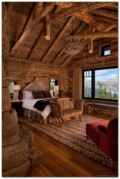 rustic cabin decor  nice  style  designs home