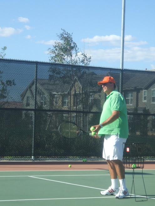 Tennis Daddy!