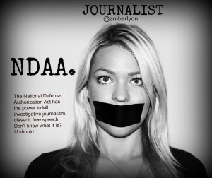 The NDAA turns the U.S. government into a dictatorship, the U.S. military into 'secret police'