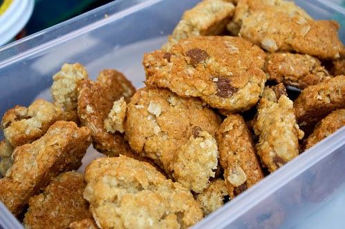 sexy greg's anzac biscuits