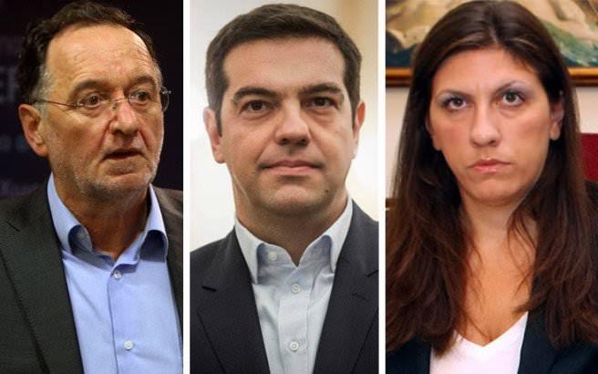 lafazanis tsipras konstantopoulou