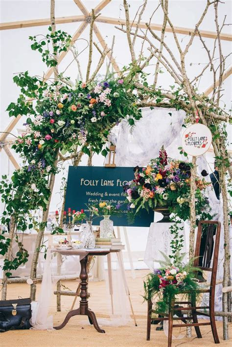 The Report: The Boho & Retro Wedding Festival   UK Wedding