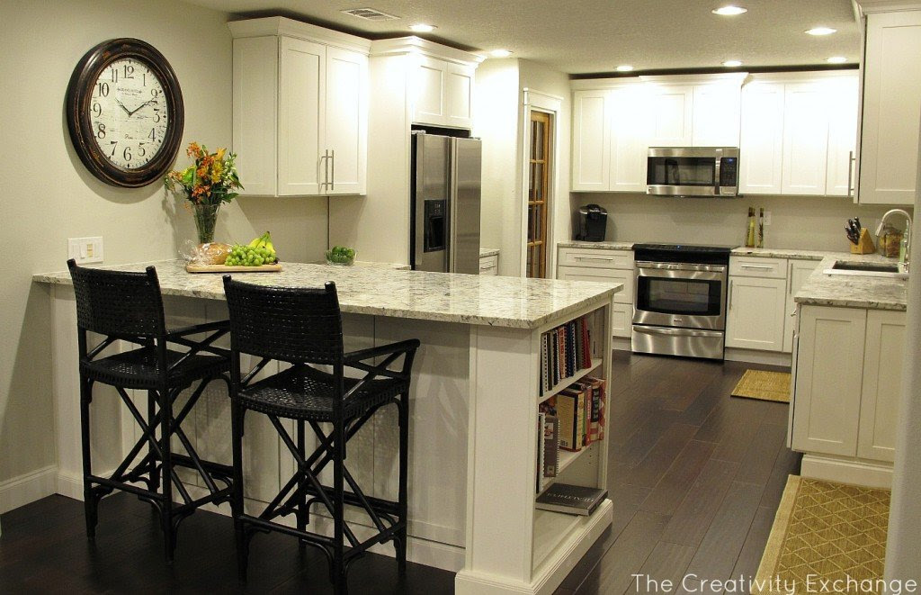 Amazing before after kitchen remodel The Creativity Exchange 1024x661