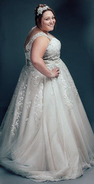 The Big Day plus size bridal shop where every woman is