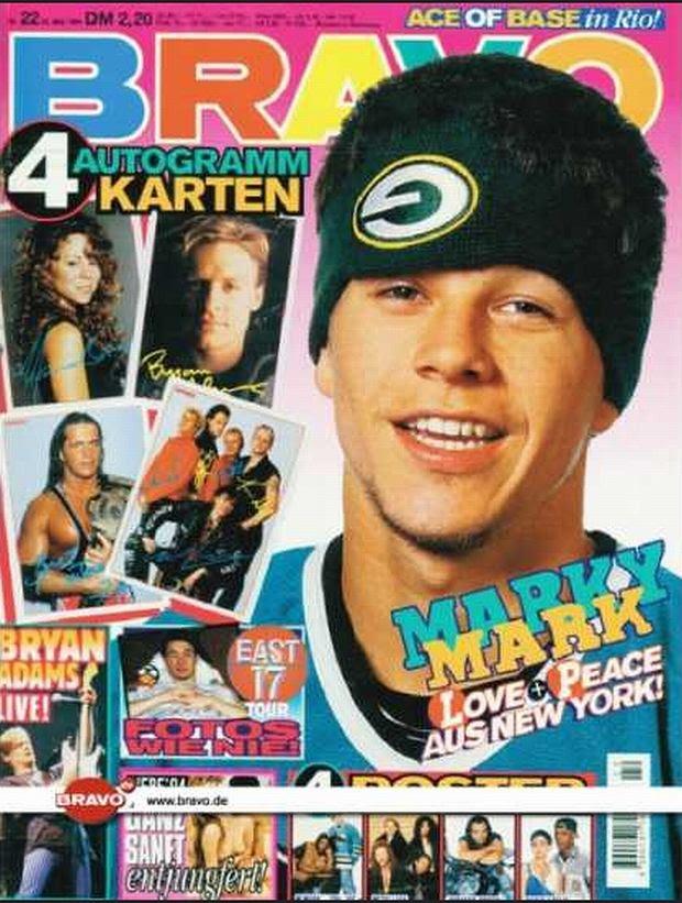 Wspomnienia lat '90 - Bravo i Popcorn