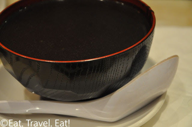 Sweet Black Sesame Puree
