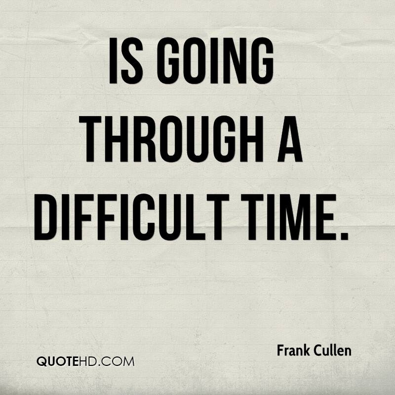 Frank Cullen Quotes Quotehd