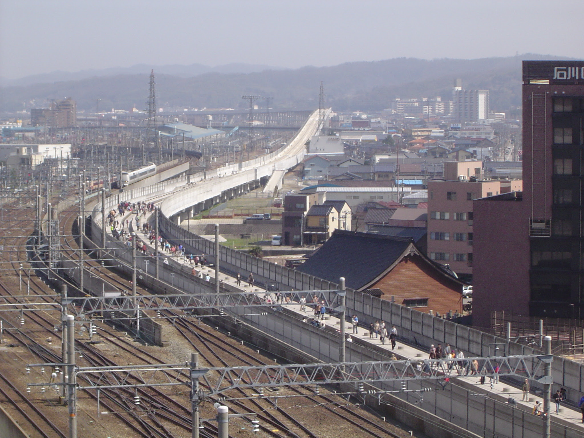 The Viaduct of Hokuriku Shinkansen-1.JPG