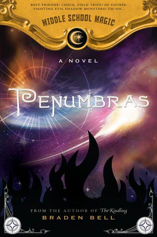 Penumbras (Middle School Magic, #2)