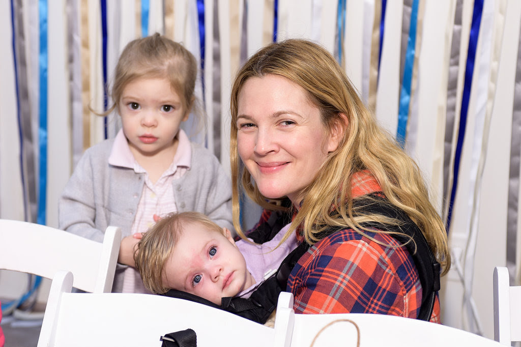9 Sweet Photos of Drew Barrymore and Her Adorable Daughters