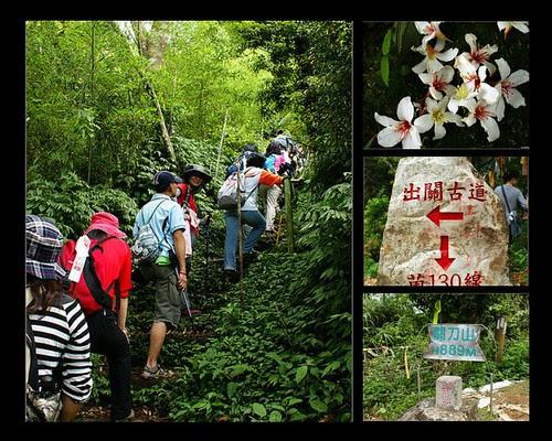 2012-4-29 【苗栗三義/大湖】出關古道西段、關刀山 (小百岳)
