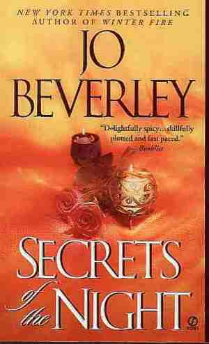 Secrets of the Night copyright by Jo Beverley