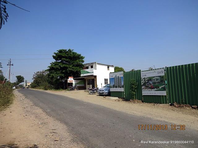 "Proposed 180 feet Pirangut Nande Road - Visit Amit Rujuta Ventures' ""Gloria"" 1 BHK 1.5 BHK 2 BHK Flats at Nande near Hinjewadi on Pirangut Nande  Road Taluka Mulshi District Pune 412115"